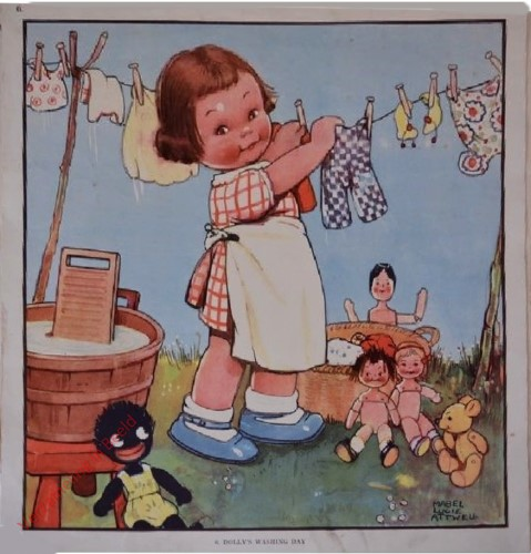 6 - Dolly's Washing Day