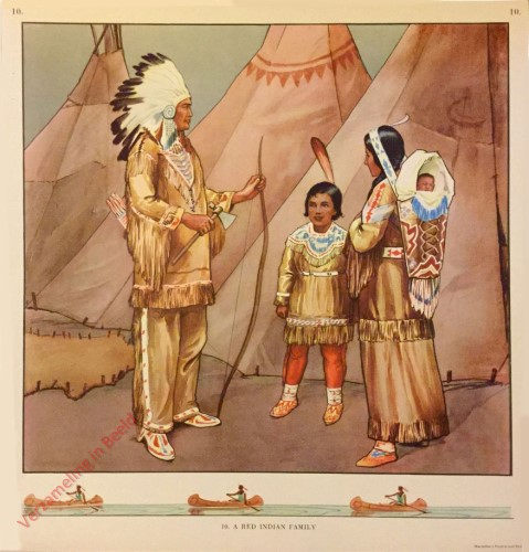 10 - A Red Indian Family