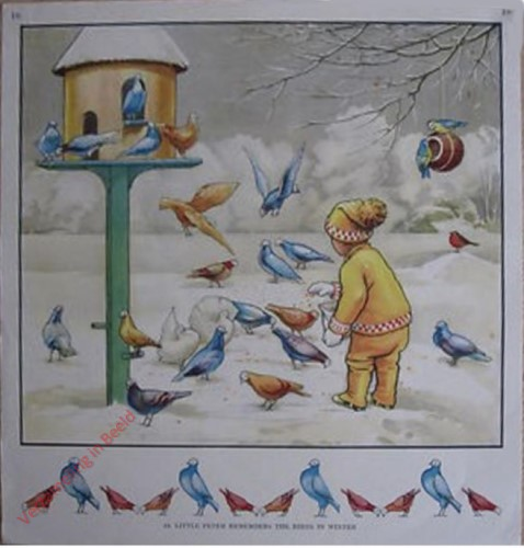 18 - Little Peter Remembers the Birds in Winter