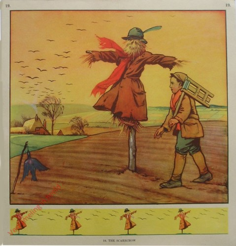 19 - The Scarecrow