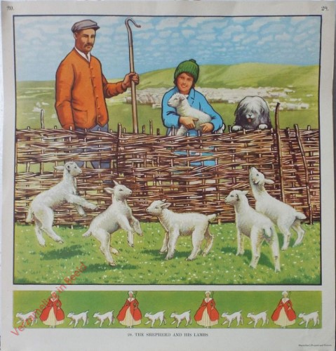 20 - The Shepherd and His Lambs