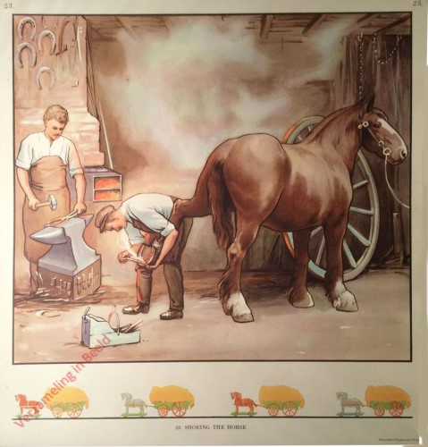 23 - Shoeing the Horse