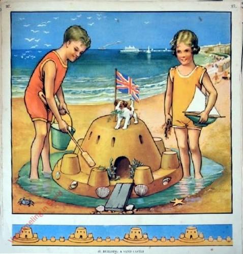 37 - Building a Sand Castle