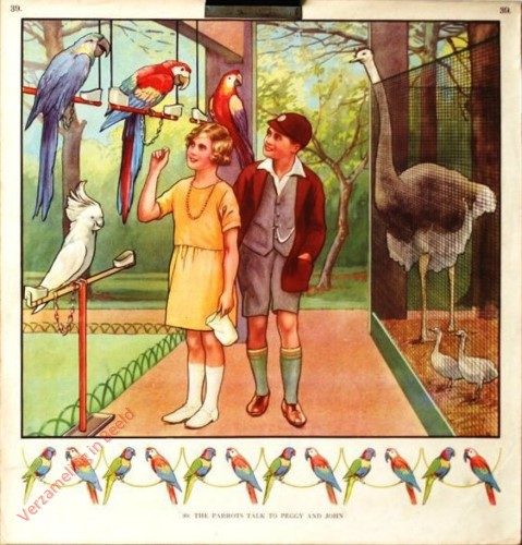 39 - The Parrots Talk to Peggy and John