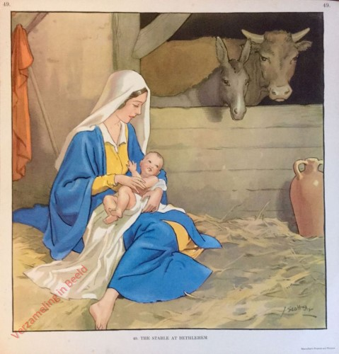 49 - The Stable at Bethlehem