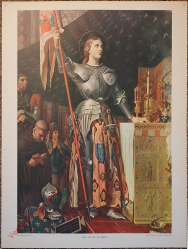 47 - Joan of Arc at Rheims