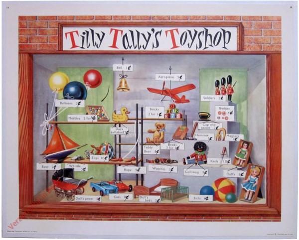 14 - Tilly Tally's Toyshop