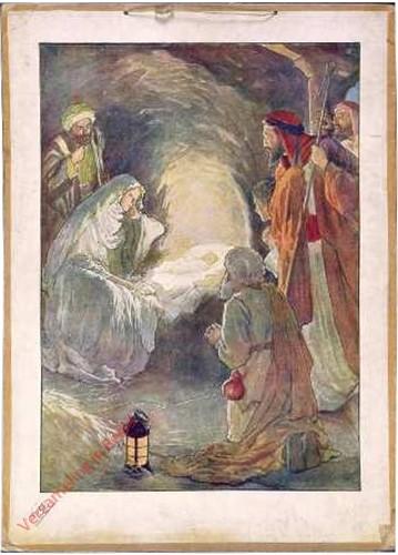 1 - Aanbidding van de herders