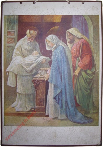 2 - Den opdracht van Jezus in den Tempel