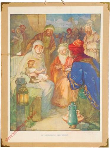 3 - De aanbidding der wijzen