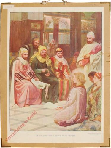 4 - De twaalfjarige Jezus in de tempel