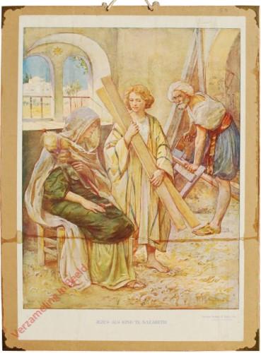 5 - Jezus als kind te Nazareth