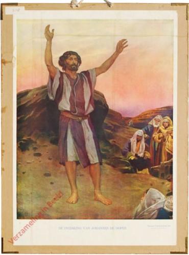 6 - De prediking van Johannes de Doper