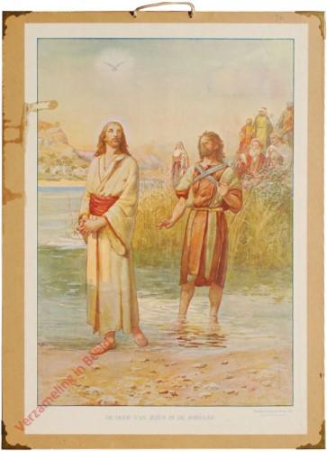 7 - De doop van Jezus in de Jordaan
