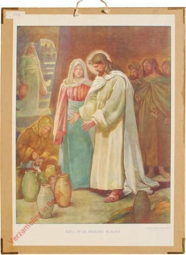 10 - Jezus op de bruiloft te Kana