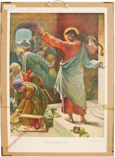11 - De tempelreiniging