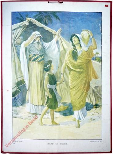 19 - Agar en Ismaël