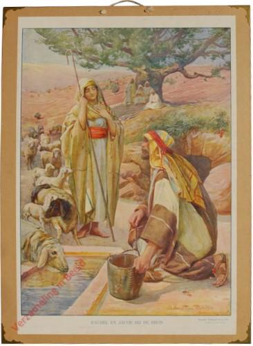 23 - Jacob en Rachel bij de bron