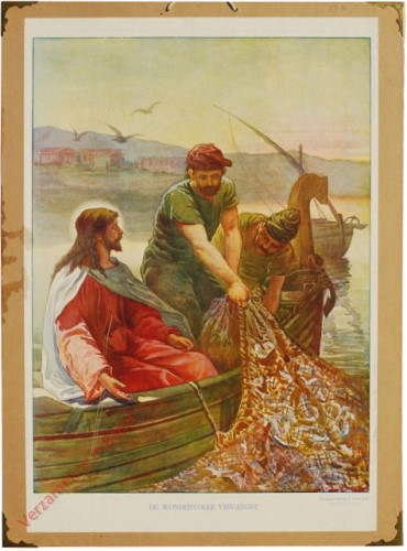 27 - De wondervolle visvangst
