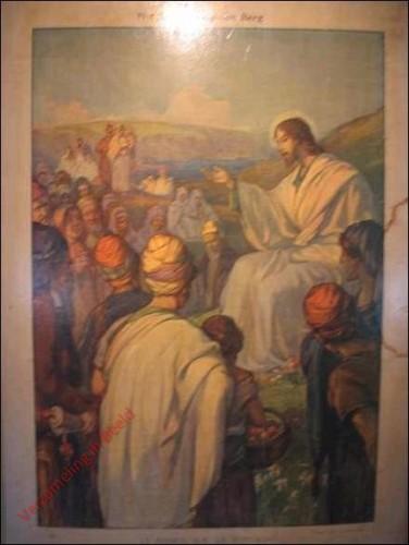 28 - De prediking op de berg