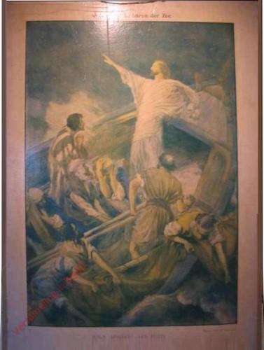 34 - Jesus stilt de baren der Zee