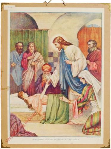 35 - Opwekking van het dochtertje van Jairus