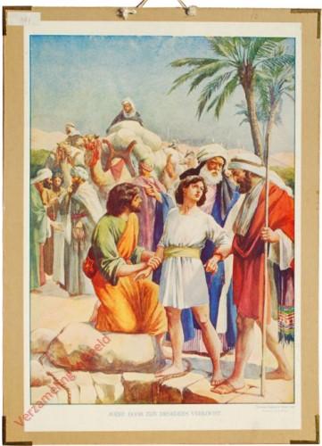 38 - Jozef door zijn broeders verkocht