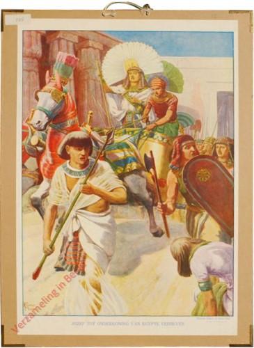 40 - Jozef tot onderkoning van Egypte verheven