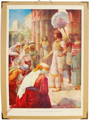 41 - Jozef ontvangt zijn broers in Egypte