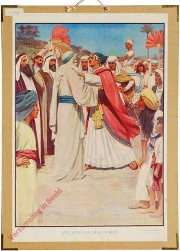 42 - Ontmoeting van Jacob en Jozef