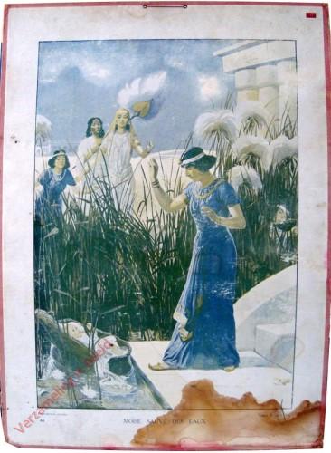 44 - Mozes uit de waters gered