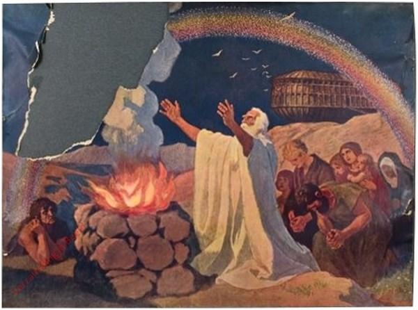 B4 - Opfer des Noah