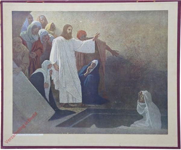 B18 - Die Auferweckung des Lazarus