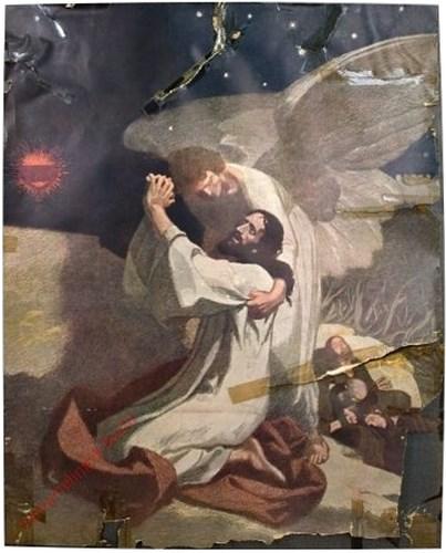B19 - Jesus im Garten Gethsemane