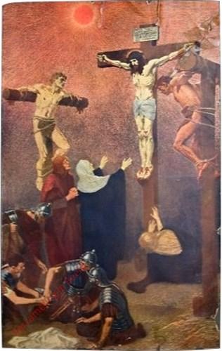 B21 - Kreuzigung Christi