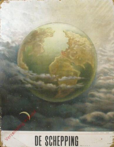 De schepping (Gen. 1: 1 - 2 : 3)