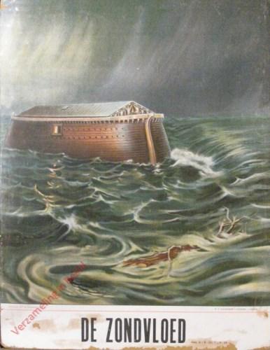 De zondvloed (Gen. 6 : 9 - 22; 7 : 11 - 24)