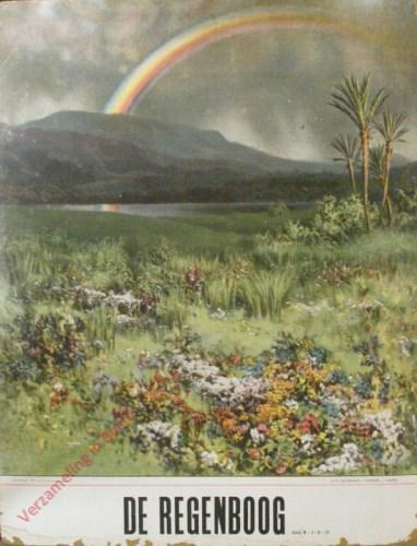 De regenboog (Gen.�8 : 1 - 9 : 17)