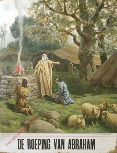 De roeping van Abraham (Gen. 12 : 1 - 9)