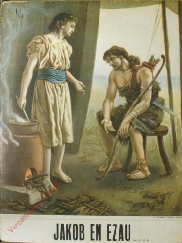 Jakob en Ezau (Gen. 25 : 27 - 34)