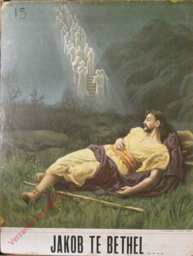 Jakob te Bethel (Gen. 28 : 10 - 22)