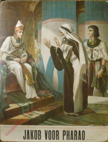 Jakob voor Pharao�(Gen. 47 : 1 - 10)