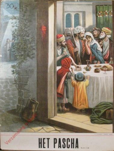 Het Pascha (Ex. 12: 1 - 42)