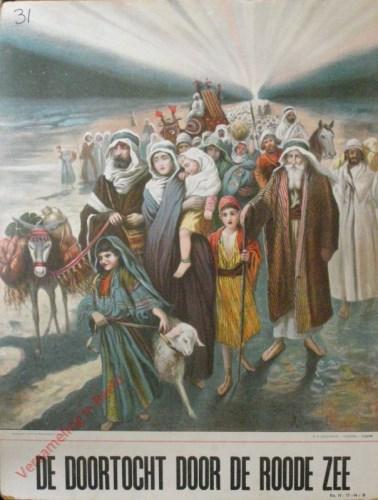 De doortocht door de Roode Zee (Ex. 13: 17 -- 14 : 21)