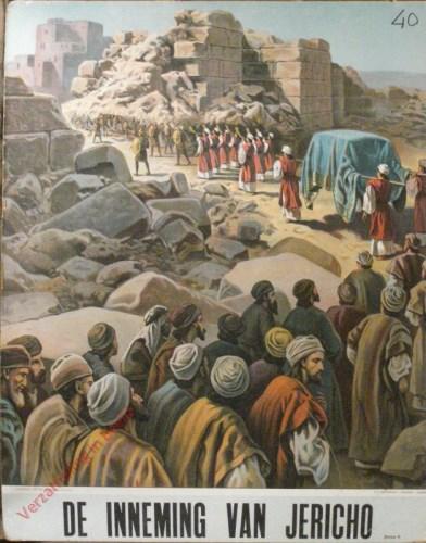 De inneming van Jericho (Jozua 6)