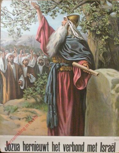 Jozua hernieuwt het verbond met Isra�l (Jozua 2)