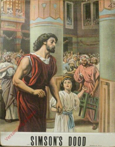 Simson's�dood (Richteren 16: 23 v.v.)