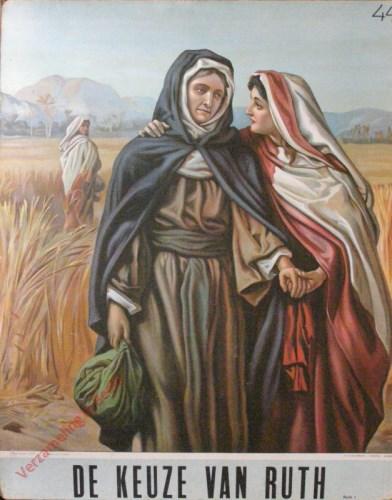 De keuze van Ruth (Ruth 1)
