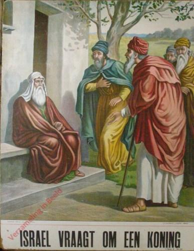 Isra�l vraagt om een koning (1. Samu�l 8: 10 - 22)