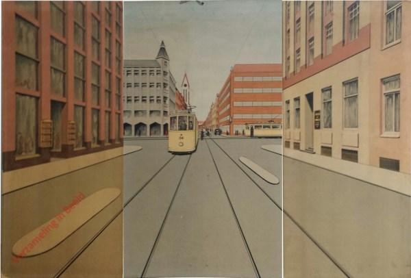 Combinatie [Moderner, T-splitsing met tram]